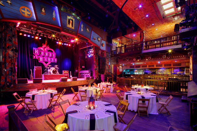 House of blues los angeles music awards for Housse of blues